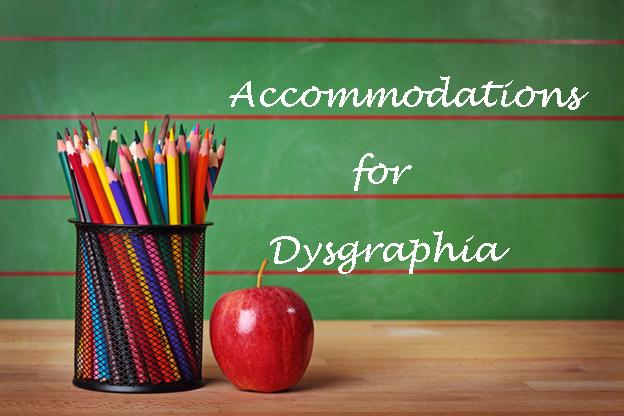 Dear Colleague Oser Guidance On Dyslexia >> Dysgraphia The Advocate S Corner
